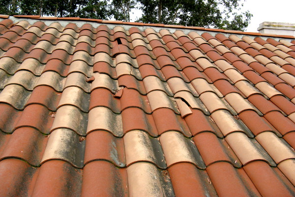 Clay Spanish Roof Tile Vs Brava Composite Spanish Tile