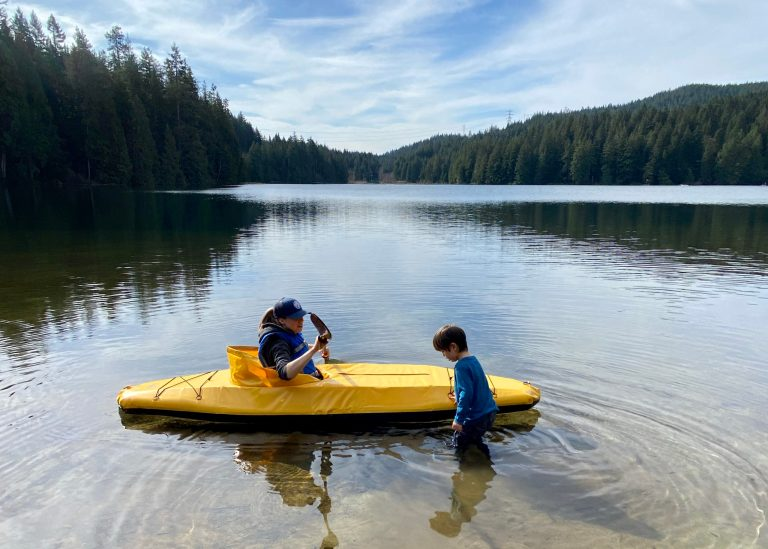 Where to Kayak, Canoe and SUP near Vancouver, B.C.