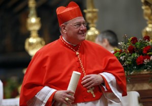 Is Cardinal Dolan Playing The Part Of Judas?