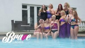 brave ladies mastectomy swimwear