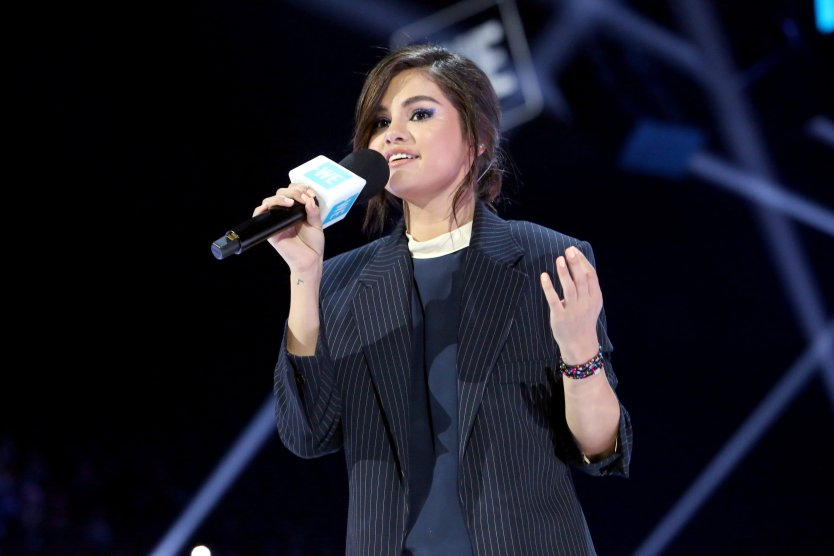 Selena Gomez Makes First Event Appearance Since Fall Hospitalization