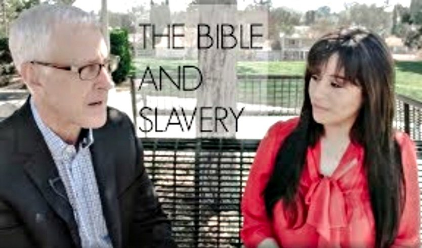 Slavery's Wrong. So Why Does the Bible Seem to Support it? (VIDEO)
