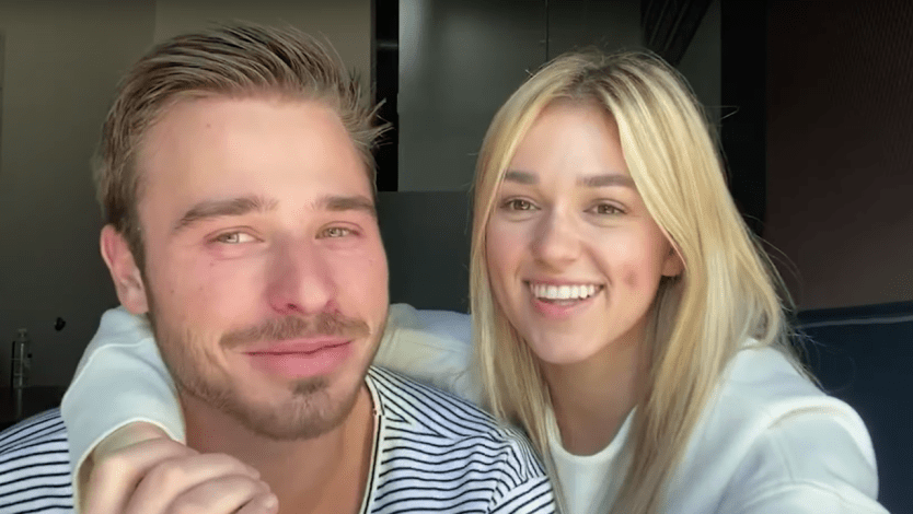 Sadie Robertson and Christian Huff Are Getting Married on a Tennis Court