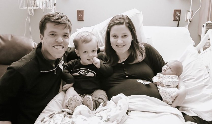 Tori Roloff Welcomes Daughter Lilah Ray With Husband Zach