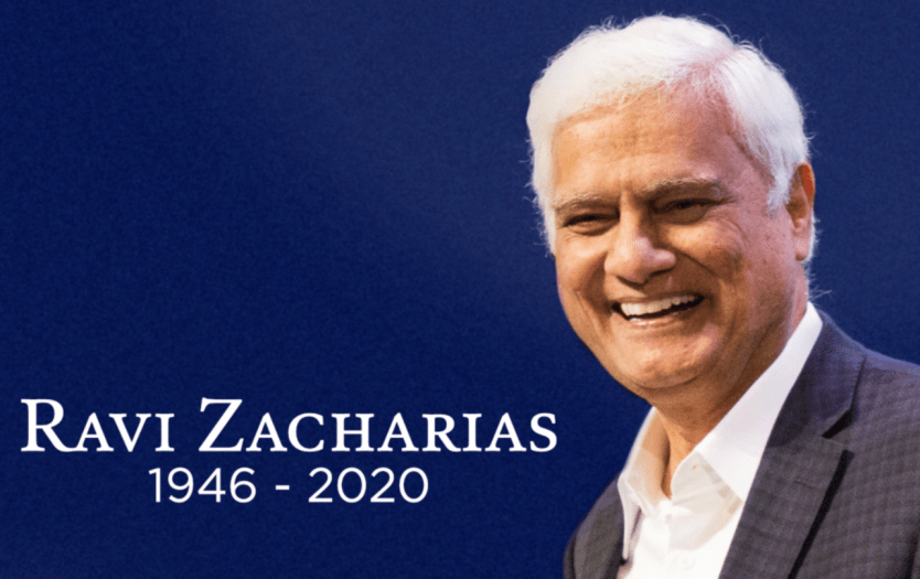 Ravi Zacharias Passes Away from Cancer at 74