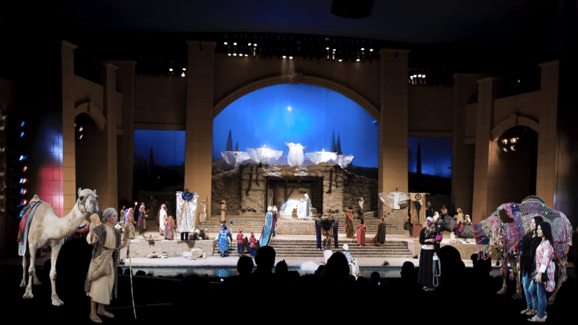 """Theological Travels: You Have Until Halloween to Visit """"The Promise"""" Play About the Life of Christ"""