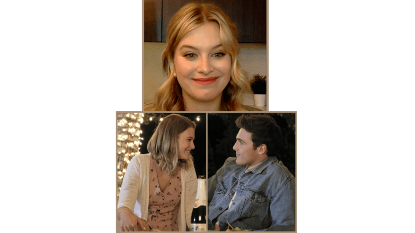 """Riverdale's Tiera Skovbye Had """"Natural"""" Chemistry with Jacob Elordi in 2 Hearts (VIDEO)"""