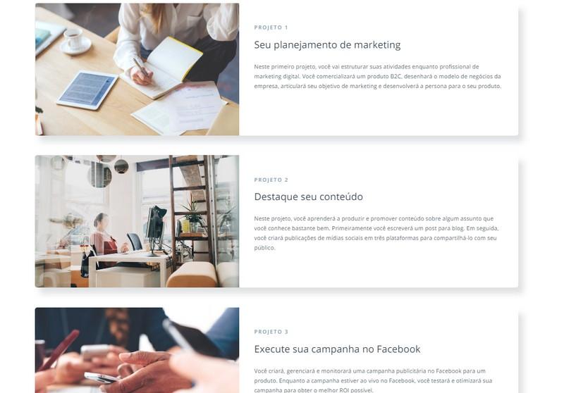 Curso de Marketing Digital Nanodegree em Marketing Digital Udacity