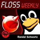 FLOSS Weekly Logo