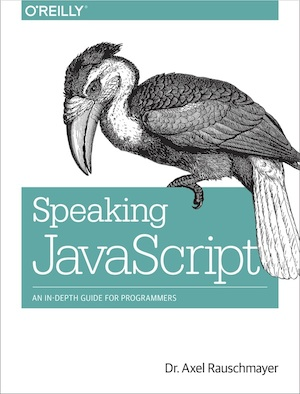 Speaking Javascript cover