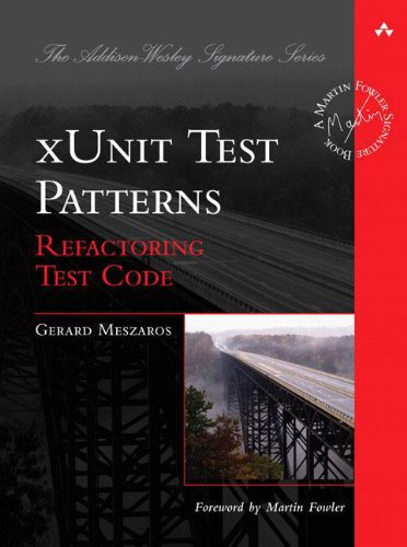 xUnit Test Patterns Cover