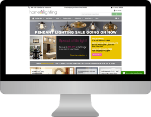 Home Lighting E-commerce