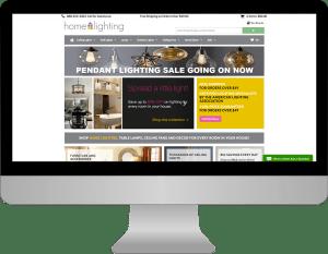 Home Lighting E-commerce