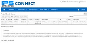 IPS Connect