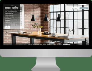 Sea Gull Lighting E-commerce