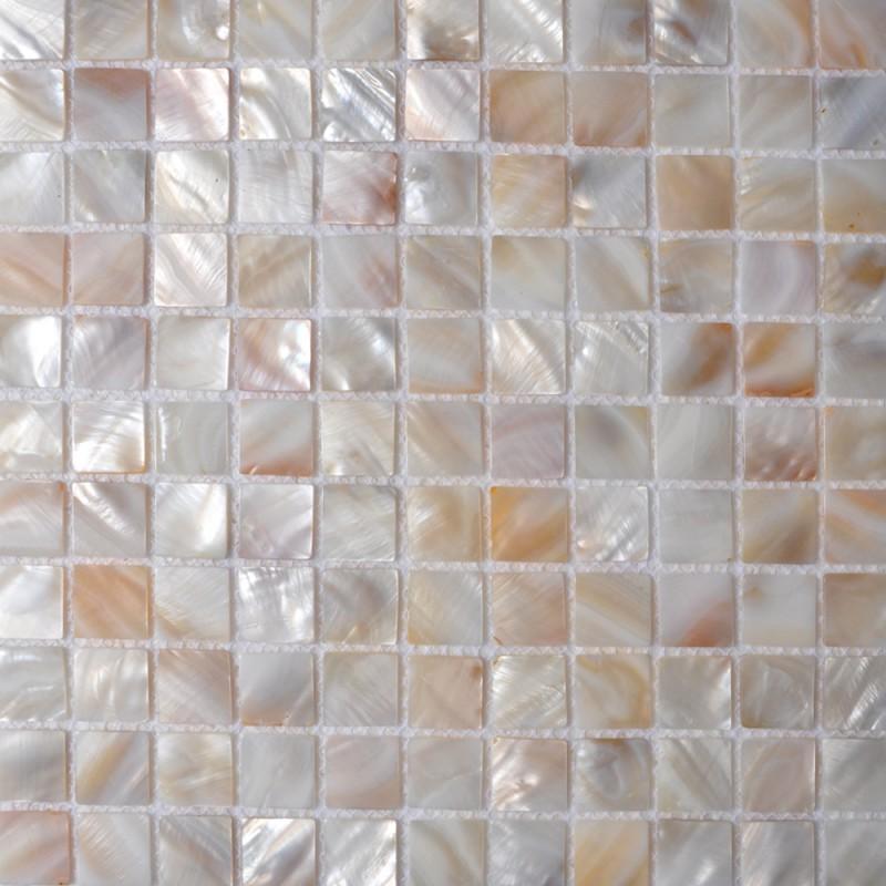 mother of pearl tile backsplash kitchen design seashell mosaic tiling bathroom mirrored wall stickers shell tiles sn00251