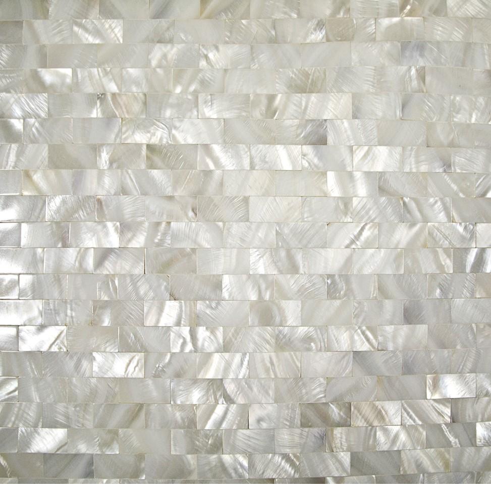 shell tiles for kitchen backsplash