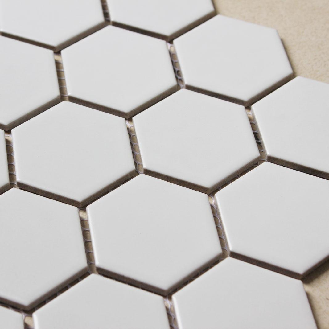 hexagon porcelain tile white matte porcelain tile non slip tile washroom wall tiles shower tile kitchen wall backsplashes tile xmgt9bt bravotti com