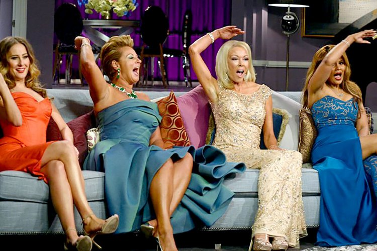 Watch Ep 12: Reunion Part 1 | The Real Housewives of Melbourne
