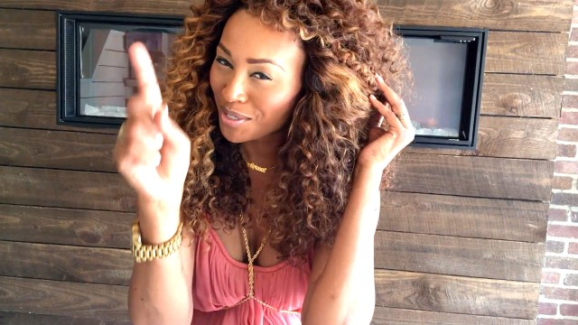 a love letter to cynthia bailey's hair: see her many styles