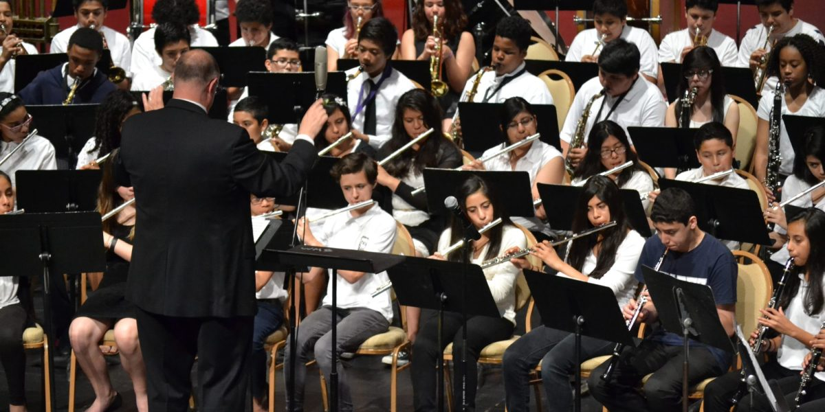 Middle School Music Festival at the Genesee Featured Image