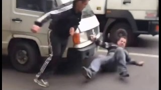 Road Fights Compilation – don't get me mad while driving edition