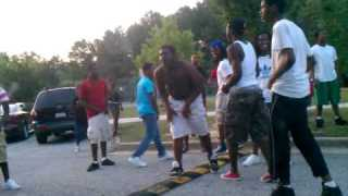 Fight in college park on memorial day 2011