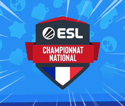 ESL Championnat National Brawl Stars France