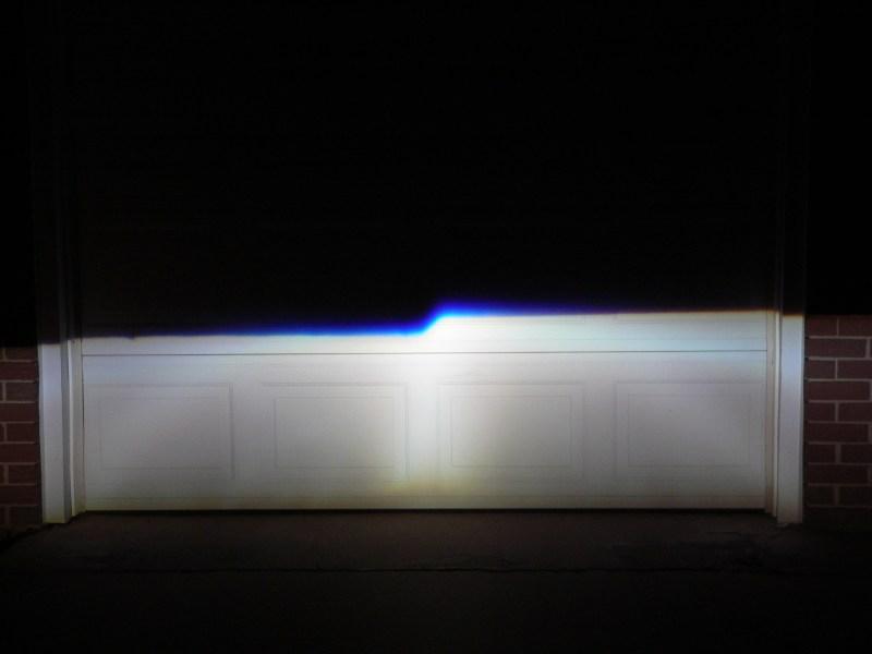 Beam Light Bulb Projector