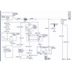 2004 Workhorse Commercial P42  L31 57L Wiring Schematic