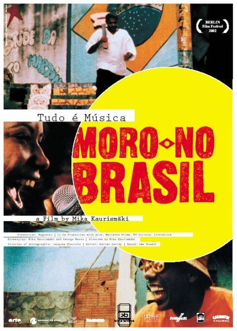 Poster do filme Moro no Brasil
