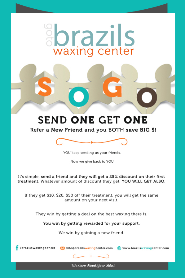 send one get one