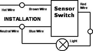 4 Wall 1 Swivel1 Ceiling Occupancy Switch (Combo3)  BRAZIX  DC TIMER SPECIALIST