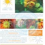 Cartaz Embarcação - Projeto Coral-Sol