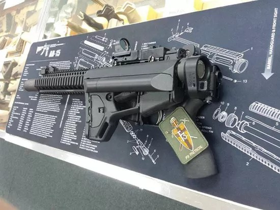Law Tactical Folder from F3 Tactical