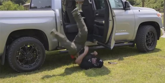 How to fight around a vehicle - Premiere Tactical Group 2