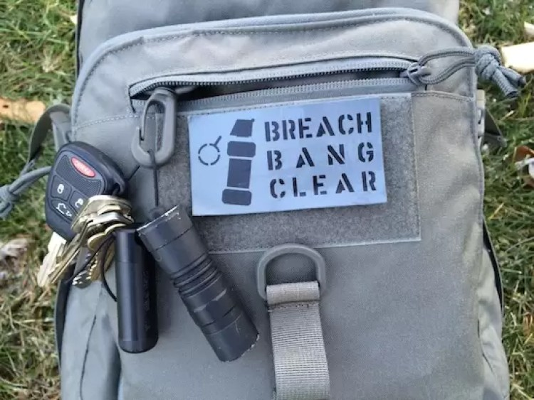 grey ghost gear griff pack outer key pocket