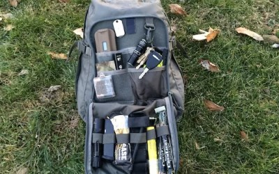 Grey Ghost Gear Griff Pack: Badass CCW Backpack