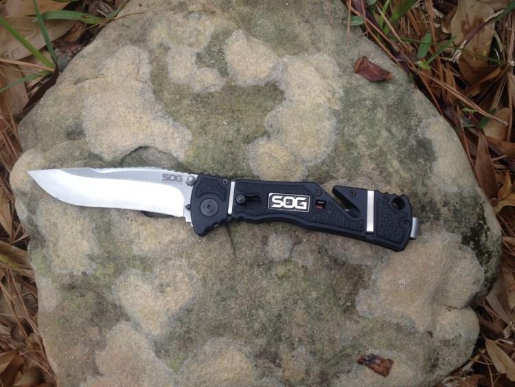 SOG's Trident Elite knife