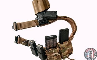 Badass Belt: The TYR Tactical Gunfighter