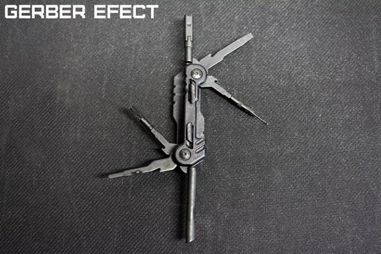 Multi Tool Throwdown - Aaron Cowan - Sage Dynamics - Gerber Efect