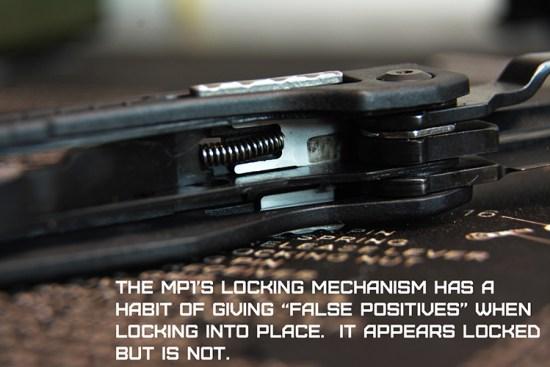 Multi Tool Throwdown - Aaron Cowan - Sage Dynamics - Gerber MP 1 lock