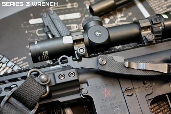 Multi Tool Throwdown - Aaron Cowan - Sage Dynamics - Multi Tasker Series 3 Wrench