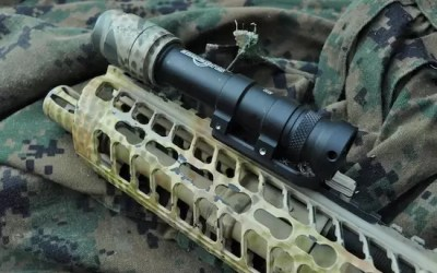 Weapon Light Mount from Unity Tactical | The Monkey Bar!