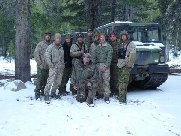 Breach Bang Clear Gunnery Sgt David Norseman Williams 02