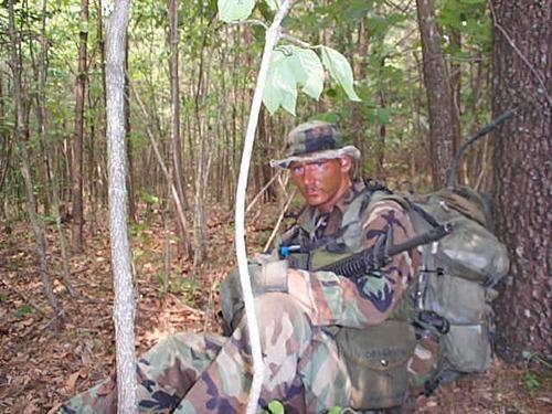 Breach Bang Clear Gunnery Sgt David Norseman Williams 12