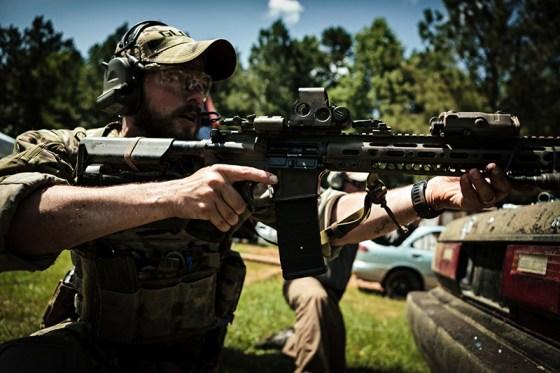 """Talon Defense - Counter Ambush / Vehicle Defense """"Gunfighter"""""""
