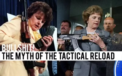 Bullshit! (Or, the Myth of the Tactical Reload)