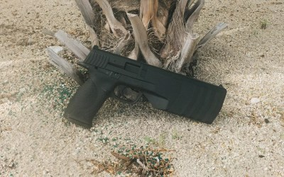 Yes, SilencerCo built a PISTOL – behold the Maxim 9