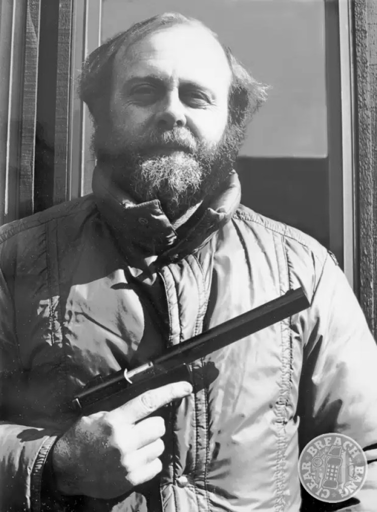 Dr. Phil Dater (1986) Founder of Gemtech
